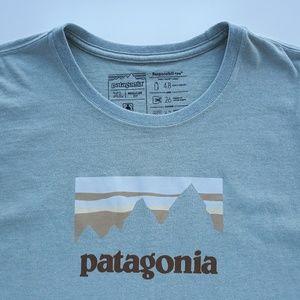 Patagonia Mens Size XL Graphic T-Shirt Logo